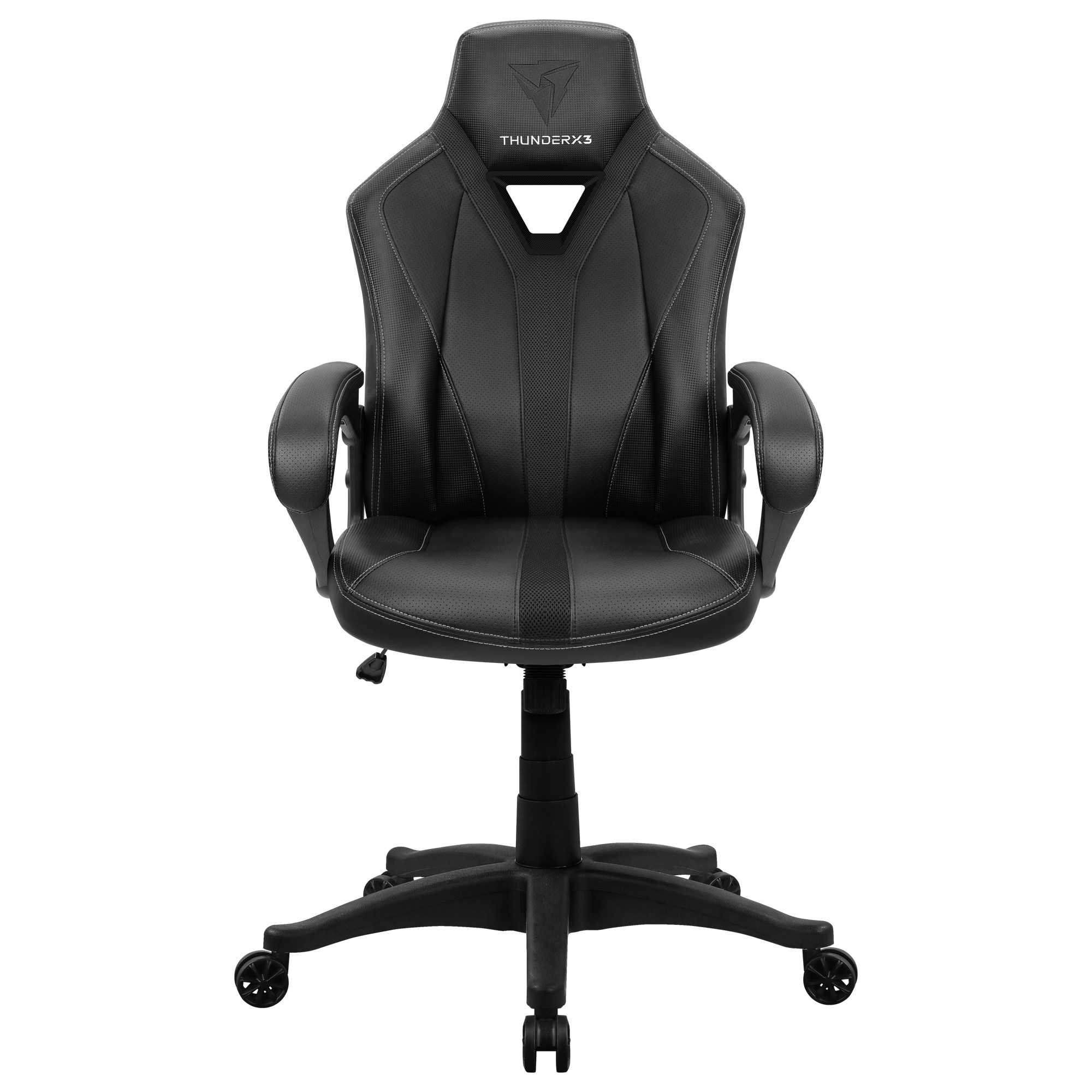 ThunderX3 YC1, Gaming Chair, Technology AIR, Breathable Ymicroperforada, Black