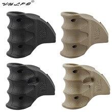 VULPO Water Gun Adjustable Nylon Magazine Well Grip Toy Gun Accessories for Airsoft M4 Paintball Accessories