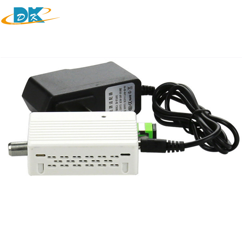 CATV 1550nm Mini Node OR18 Optical Receiver Mini Node SC/APC 1550nm Filter With Cheaper Price Free Shipping