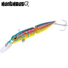 Рыболовная приманка hunthouse pike wobber muskies гольян рыболовная