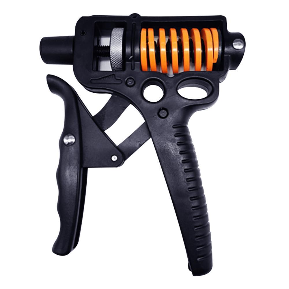 5-60Kg Adjustable Heavy Gripper Fitness Hand Exerciser Grip Wrist Training Increase Strength Spring Finger Pinch Carpal Expander