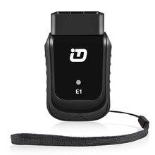 Vpecker – EasyDiag E1 Scanner de voiture, outil de Diagnostic automobile, avec Wifi, système complet, prise OBD2, dernier modèle