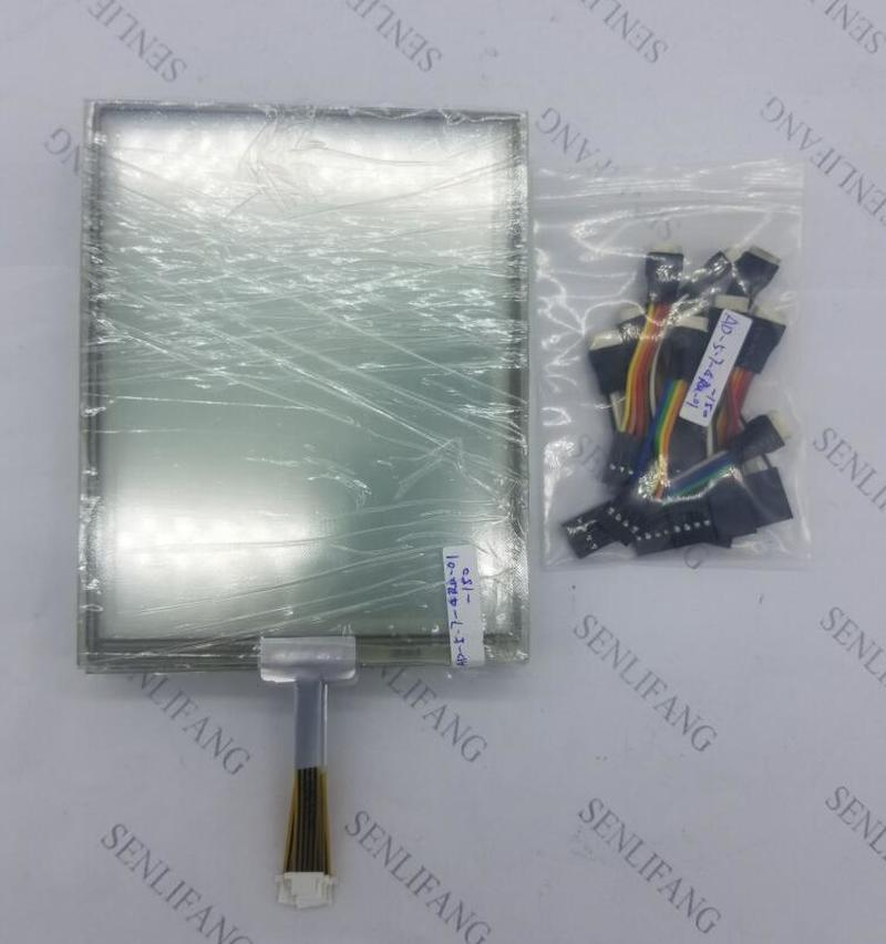 NEW AD-5.7-4RU-01-150 Touch Screen Glass Well Tested Working