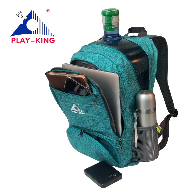 PLAYKING Foldable Travel Backpack Waterproof Mini Travel Backpack Women Men Bag For Mochila Feminina Camping Bagpack Bag Bag