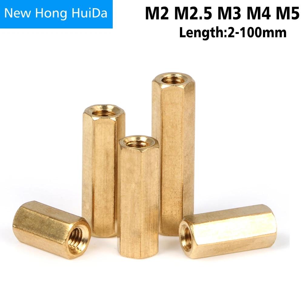 M4 M5 M3 Standoff Mount Fixation Boulons métrique standard Filetage M2.5