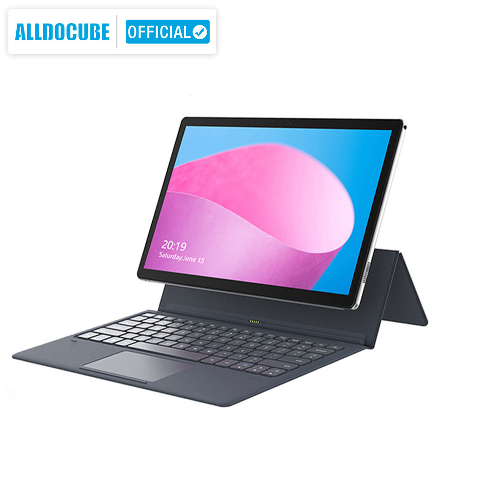 ALLDOCUBE Nuvision 2-in-1 Detachable Tablet PC  With Keyboard  11.6 Inch 1920*1080 IPS Windows Tablet PC  4GB  Ram  64GB ROM