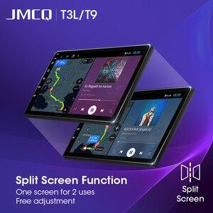 Image 3 - JMCQ Radio Multimedia con GPS para coche, Radio con reproductor, WiFi, 9 pulgadas, 2 Din, 4G +, Android 2004, unidad de navegación, 2 Din, para Ford Focus Exi MT AT 2011 8,1