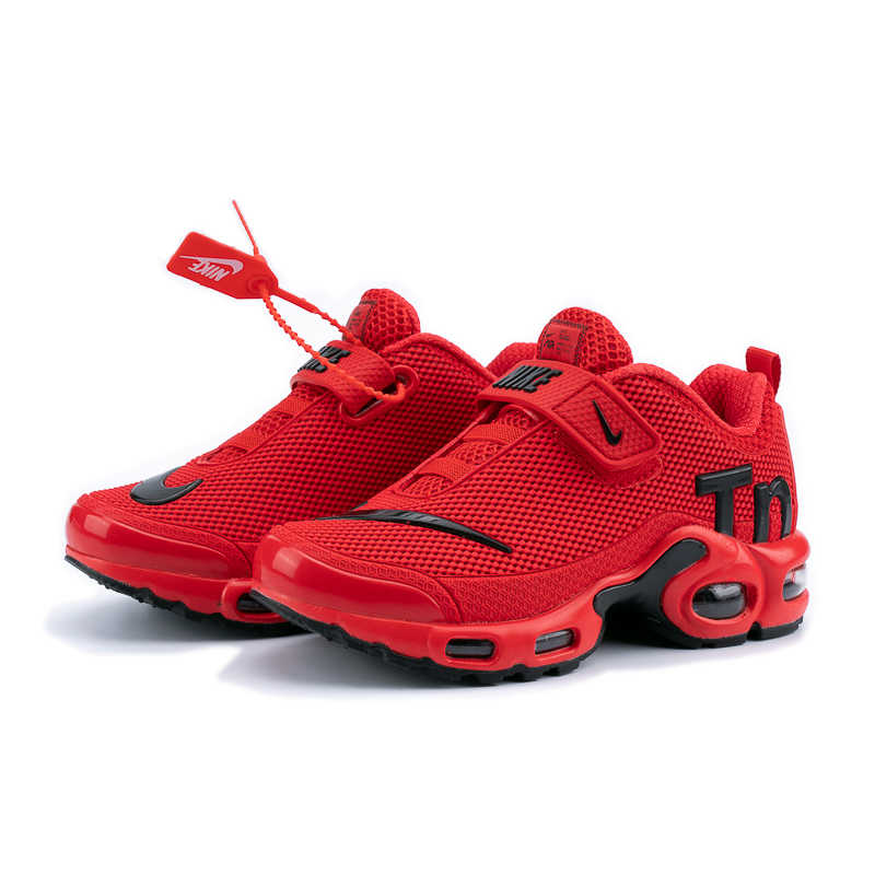 Nike Air Max Tn Детские Кроссовки Оригинальная Новая Детская Обувь Для Бега Удобные Спортивные Кроссовки