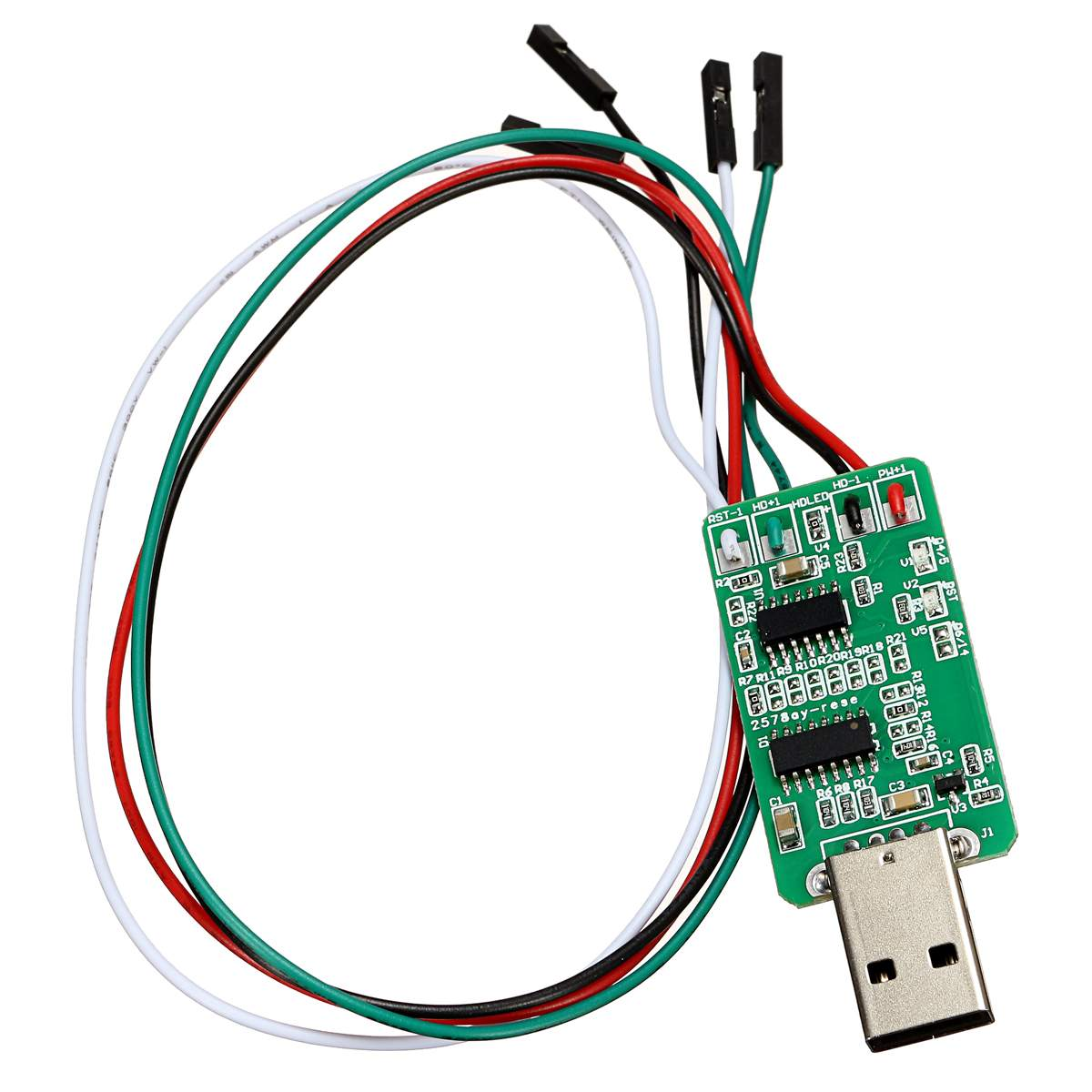 USB Watchdog компьютер автоматический перезапуск синий экран Майнинг игры сервер BTC Майнер автовосстановление для настольного ПК