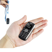 mini Telephone bluetooth Dialer magic voice one key recorder celular cell phone