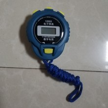 Multifungsi Pedometer Counter Run Langkah Kaki Digital LCD Mengajar Timer Stopwatch Olahraga Counter Odometer Jam(China)
