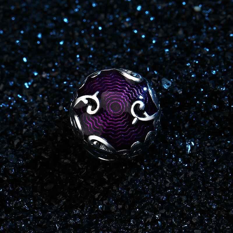 925 prata esterlina polido & pavé espaçador coroa o carruagem encantos diy contas finas caber pandora original charme pulseira jóias