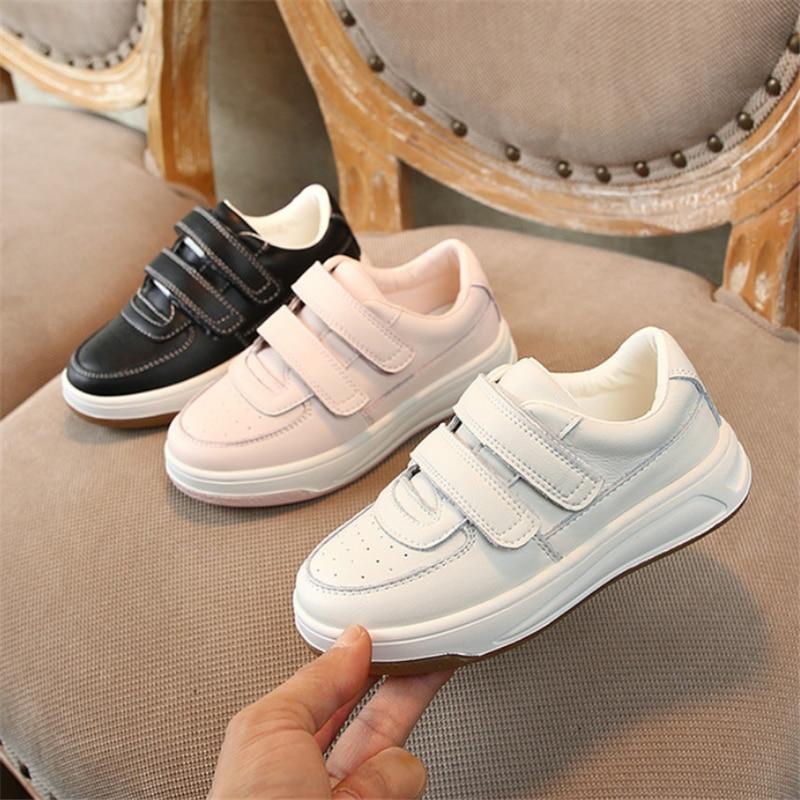 28-37 Kids Mesh Slip On Boys Sports Shoes Trainers Chunky Sneaker Running Girls