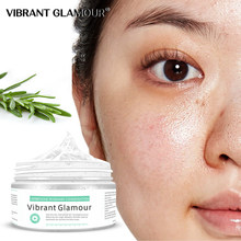 VIBRANT GLAMOUR Verbenone Rosemary Condensation Blackhead Acne Remove Face Mask Deep Cleaning Whitening Moisturizing Facial Mask(China)