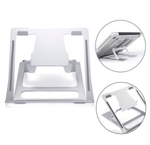 Adjustable Laptop Stand Pad Stands Folding Bracket Portable Tablet Holder for iPad MacBook laptop Home Office