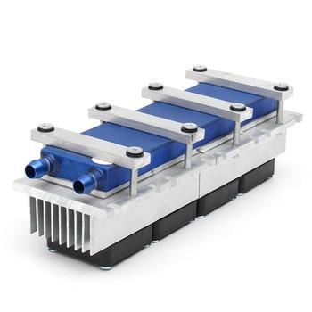 288 واط الحرارية بلتيير التبريد برودة DC12V أشباه الموصلات مكيف الهواء نظام التبريد لتقوم بها بنفسك عدة لمكيف الهواء