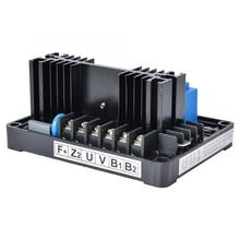 15A AVR Automatic Voltage Regulator GB-120 380/400VAC for 3-Phase Carbon Brush Generator automatic voltage regulator avr r449 for generator