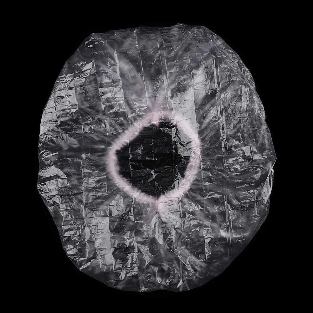 100 قطعة ملحقات Microblading تجميل دائم المتاح الشعر صافي قبعات قبعة معقمة ل الحاجب الوشم صبغ الشعر أدوات