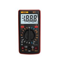 Car Digital Multimeter Backlight Ac Dc Ammeter Voltmeter Ohm Portable Meter Voltage Transistor Test Multi Meter Mierniki wielofunk.    -