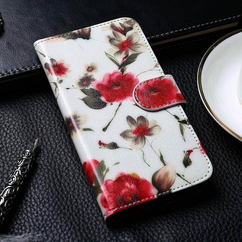 PU kožené pouzdro na telefon pro Lenovo A536 A358T A 536 5.0 palcové pouzdro kryt mobilní telefon taška pro Lenovo A536 A358T