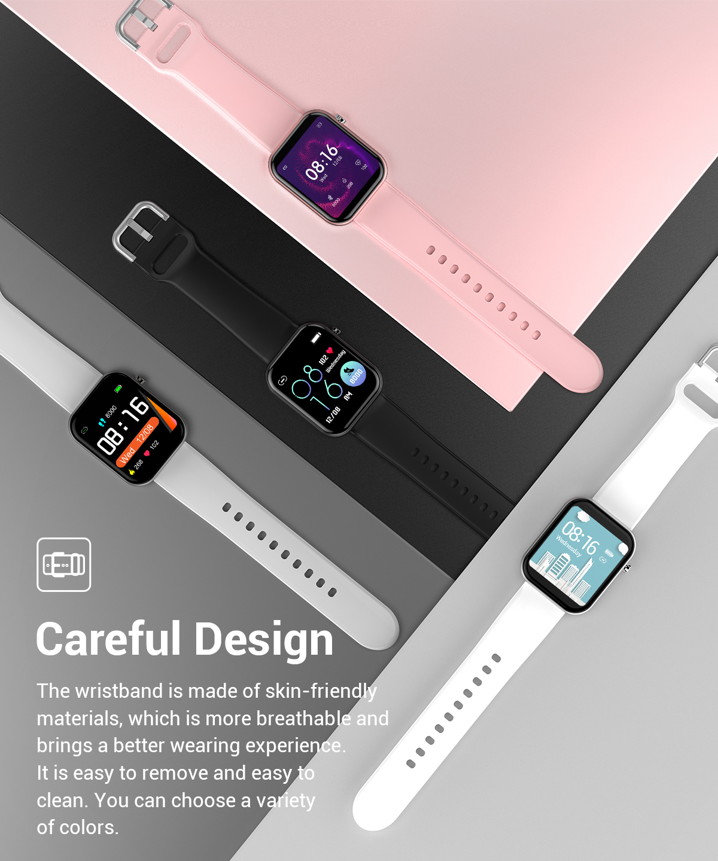 2020 zl11 relógio inteligente multifuncional grande tela