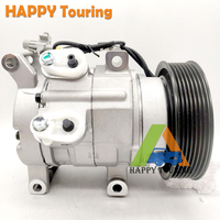 10S11C Compressor AC 88310-0K110 88310-0K132 447260-8020 88320-0K240 88320-0K080 88310-0K112 447160-1970 para Toyota Hilux Vigo