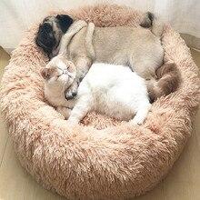 Dog-Bed House Sofa Cushion Cat-Mat Labradors Round Plush Large Wholesale Super-Soft