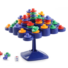 Stacking-Board Turntable Balance Party-Games Activity Kids Children for Boosting IQ Toy