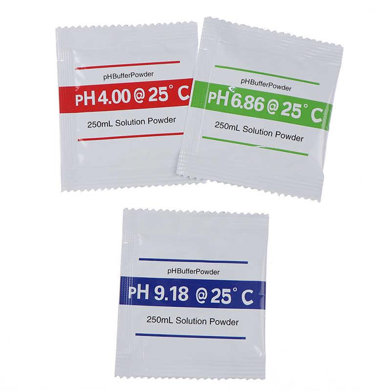 30 шт., буферная калибровка порошка PH PH4.00/ PH6.86