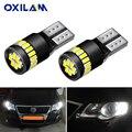 OXILAM 2 шт. W5W T10 Canbus автомобильная светодиодная лампа стояночный фонарь для Audi A6 C5 C6 C7 A3 8P 8V A4 B5 B6 B7 B8 A5 A7 A8 Q3 Q5 Q7 TT
