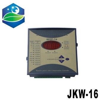 JKW-16 power factor 380v 16steps 50/60Hz JKW16 RPCF Power regulator factor Compensator Digital Power Factor Meter фото