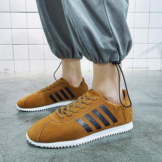 Купить мужские брендовые кожаные повседневные ботинки мужские модные картинки цена