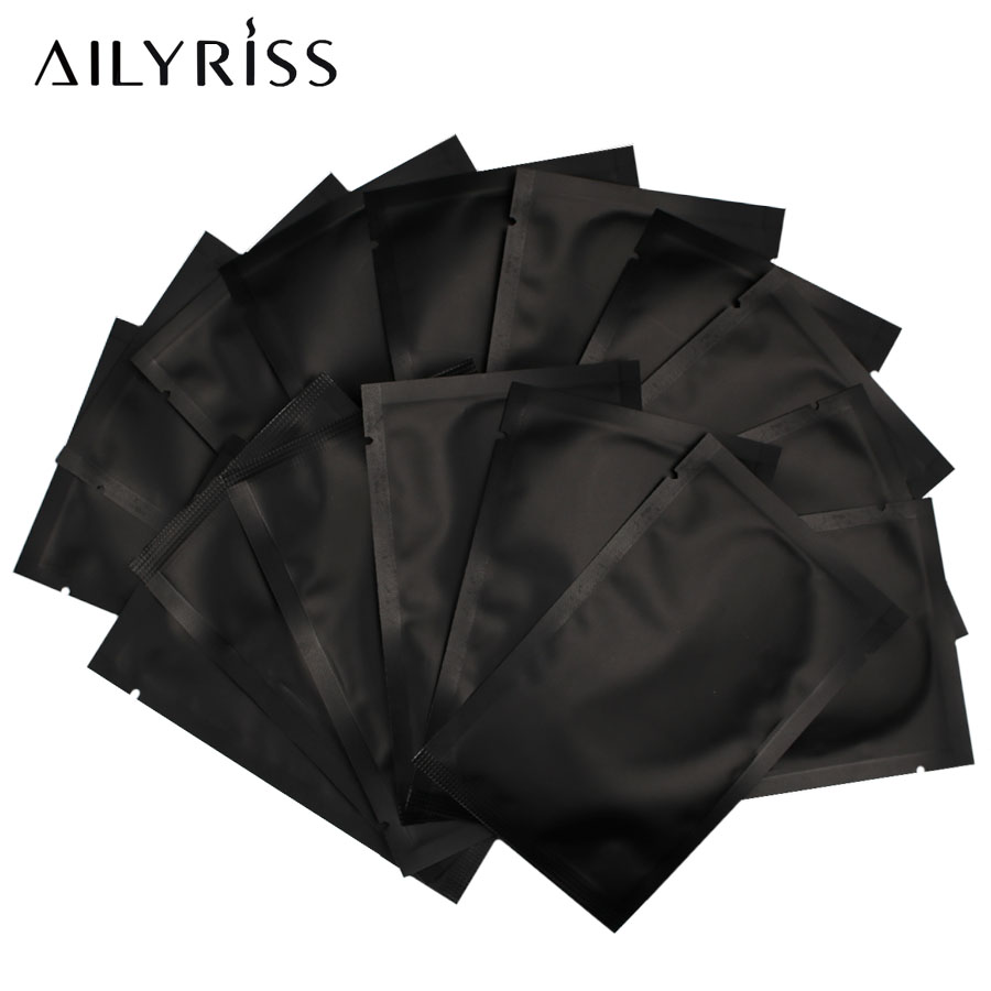 10/20/50/100pairs Black Paper Patches Grafted Eye Stickers Eyelash Under Eye Pads  Eye Paper Patches Tips Sticker AILYRISS