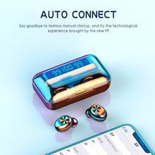 F9 TWS Touch Wireless Bluetooth 5.0 Headphone In-ear Noise Canceling Bluetooth Earphone LED Display Charging Box препарат мосагроген рингер локка р р для инъекций 100мл