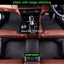 CARFUNNY rechtslenker auto fußmatten für Mercedes Benz GLA GLK GLC G ML GLE GL GLS EINE B C E S W204 W205 W211 W212