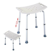 Bath-Chair Bench-Stool-Seat Height-Adjustable Non-Slip Elderly 6-Gears Environment-Product