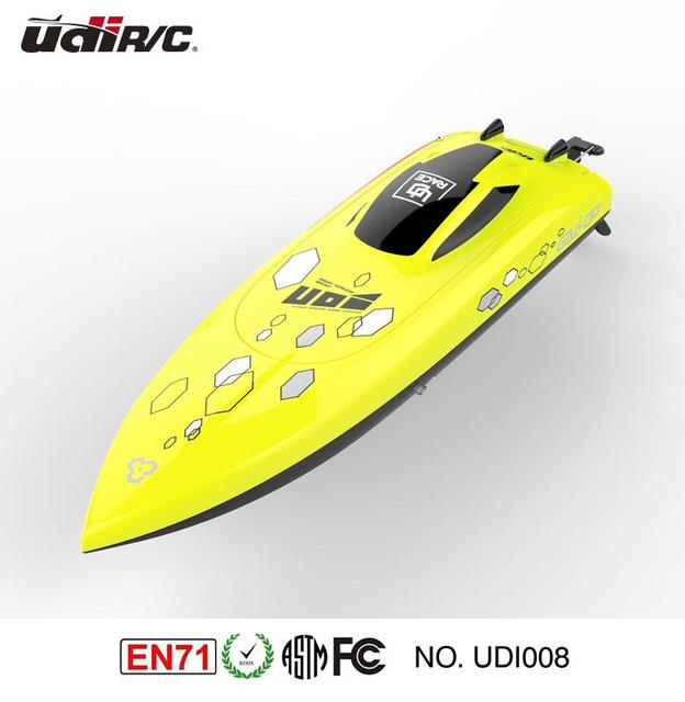 UdiR/C UDI001 RC Boat 20km/h Max Speed with Water Cooling System Speedboat 2