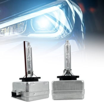 1 Pair 12V 35W Xenon D1S HID 3000K 4300K 5000K 6000K 8000K 10000K 12000K HID Lamp Bulb XENON Car Lights Headlight image