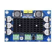 все цены на TPA3116 Digital Amplifier Board TPA3116d2 Power Audio Amplifiers Module Mono DC12-24V Sound Amplificador For Home Speaker DIY онлайн