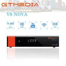 GTmedia V8 Nova Full HD DVB-S/S2 Satellite TV Receiver Built