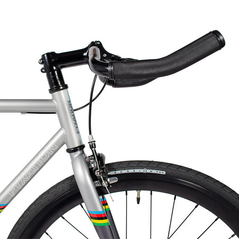 Dead Fly Bike Handlebar Grip Road Bicycle Rubber Handlebar Grips BMX Tracking Bike 180mm 22.2mm Handle Grips Cycling Parts