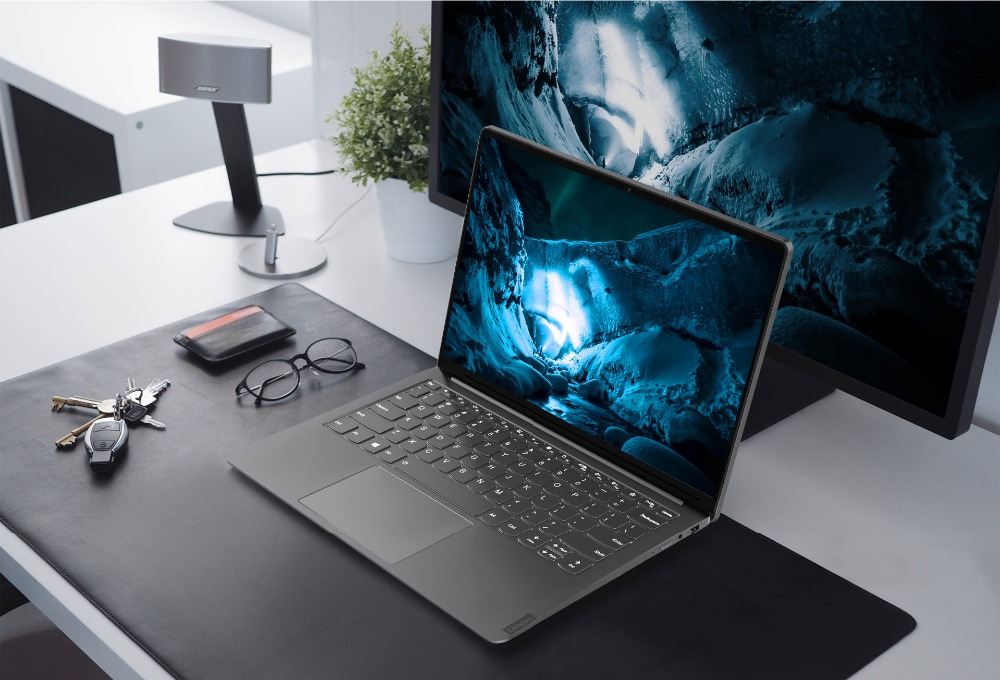 2020 Classic Lenovo Xiaoxin Pro 13 Laptop With 13.3 Inch 2560x1600 i7-10710U 16GB 512GB SSD MX350 Graphics AMD R7 4800U Metal