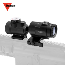 Tactical Trijicon MRO HD Style 1x25 Red Dot Sithg Scope & Quick Release Flip Side Picatinny mount 3x lente d'ingrandimento combinazione