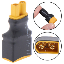 цена на XT30 Male to XT60 Female Power Adapter Converter RC Drone Connector Adapter Battery Converter Plug Accessories
