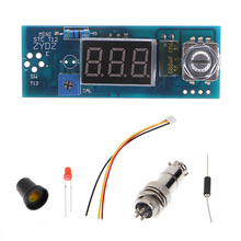 Digital Soldering Iron Station Temperature Controller Kits For HAKKO T12 Handle Drop Ship Support