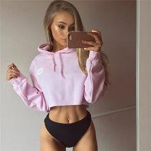 Ginásio de manga longa com capuz camisa de fitness yoga colheita superior feminino esporte jerseys moletom com capuz correndo jaqueta esportes roupas fitness