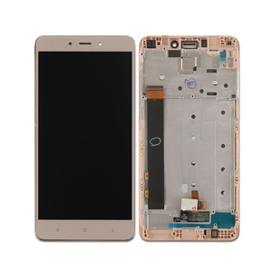 Image 4 - MTK Helio X20 Display For Xiaomi Redmi Note 4 LCD Display Note4 Touch Screen For Redmi Note 4 LCD With Frame Mobile Phone LCDs