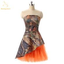 Новое камуфляжное мини платье трапеция для встречи выпускников