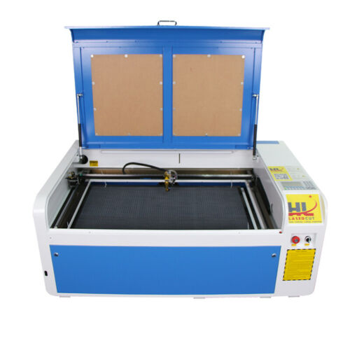 Image 2 - No Tax Ship from Europe 100W Autofocus CO2 USB Laser Cutting Machine With DSP System 1000 x 600mm Laser Cutter Engraver-in Wood Routers from Tools