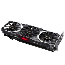 Yeston Radeon RX580 8GB GDDR5 PCI Express x16 3,0 Video Gaming Grafikkarte Externe Grafikkarte für Desktop